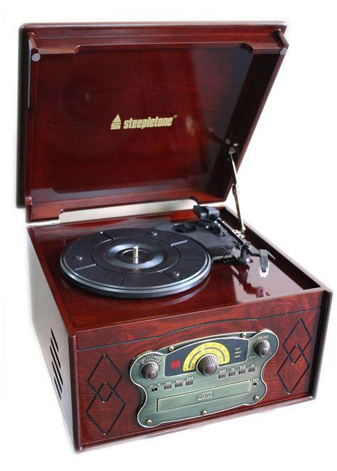 Record Players | Steepletone Chichester III Semi-Automatic ...