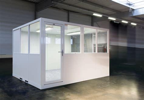 cabine bureau ateliers de vignacourt cabine atelier palettisable