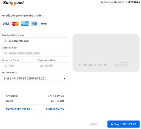 If you are making online credit card payment using neft (national electronic funds transfer), it usually takes about 30 minutes to 24 hours for processing of. How to Pay using UPI, Net Banking or RuPay Card on Banggood