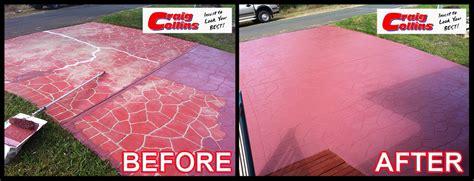 driveway coatings craig collins painting brisbane