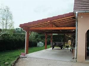 Réaliser un carport pour garer sa voiture