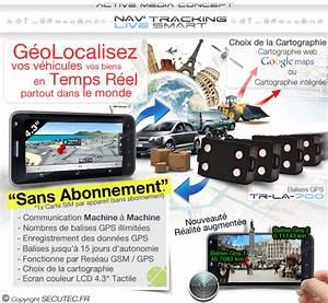 Balise De Localisation : nav tracking ls1 kit de g olocalisation temps r el avec 1 balise gps sur ecran tactile ~ Nature-et-papiers.com Idées de Décoration