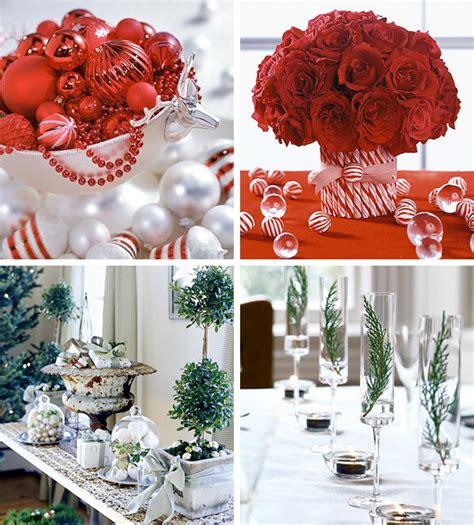 xmas table centerpieces ideas 50 great easy christmas centerpiece ideas digsdigs