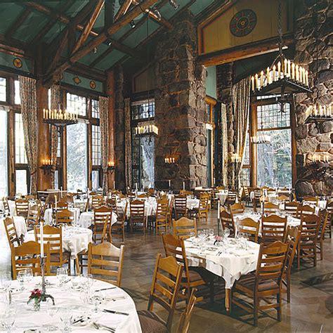 Yosemite Restaurants Sunset
