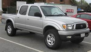 Toyota Tacoma Service Repair Manual 2001 2002 2003 2004