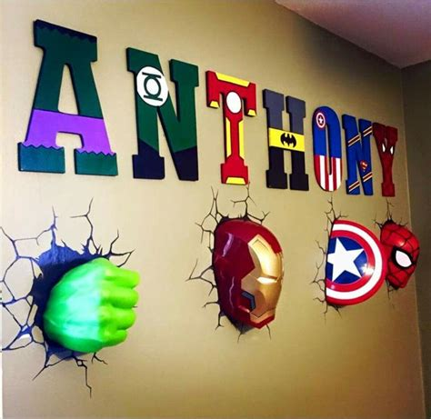 best 20 superhero boys room ideas on pinterest