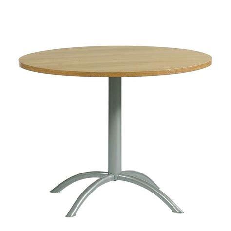 tables rondes cuisine table ronde de cuisine en stratifié laser 4 pieds