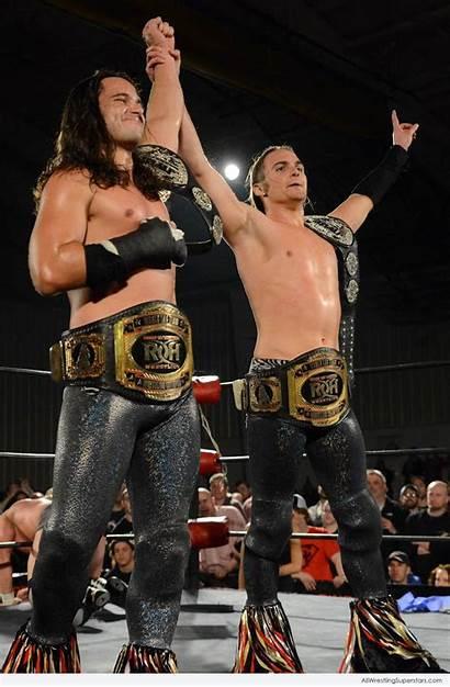 Tag Team Bucks Young Champions Roh Iwgp