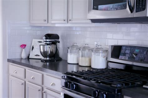 glass backsplashes for kitchens pictures my home tour sources la dolce vita 6804
