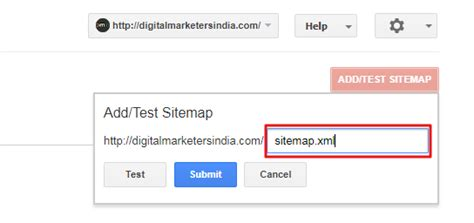 How Submit Sitemap Xml Google Webmaster Guide With