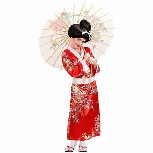 Geisha Kostüm Kinder : miyu geisha kinderkost m ~ Frokenaadalensverden.com Haus und Dekorationen