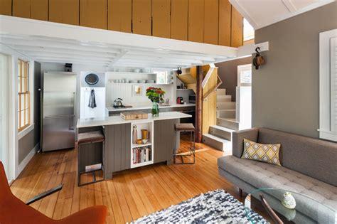 small renovation modern provincetown cottage