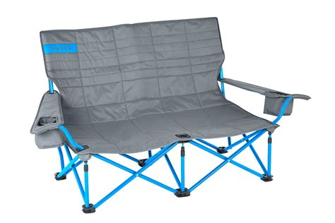 low love seat 2 person folding c chair kelty