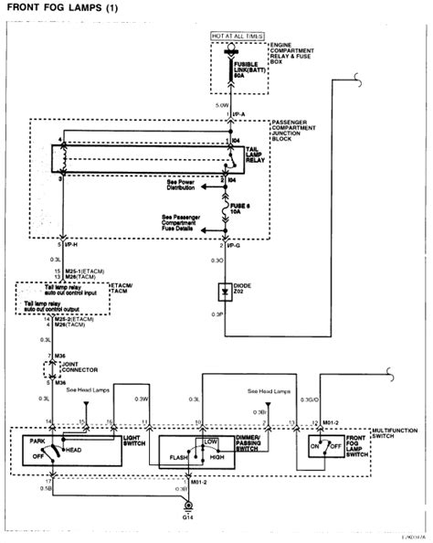 There Way Get Wiring Diagram For The Headlight