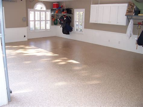 Birmingham Garage Flooring Choices & Options: Epoxy Garage