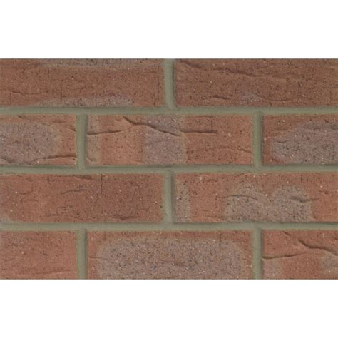 forterra mm kimbolton red multi brick buildbase
