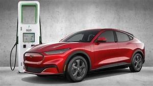 Official 2021 Ford Mustang Mach-E Price List With MSRP And Invoice