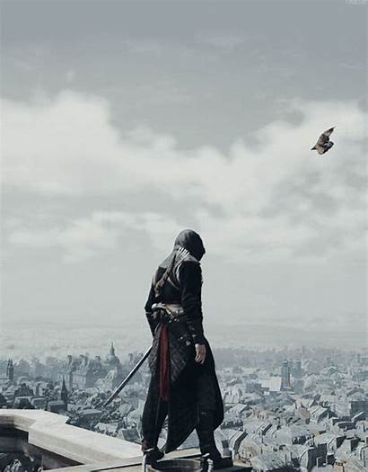 Creed Assassin Unity Arno Ac Gifs Im