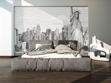 papier peint brique blanche york palzon com
