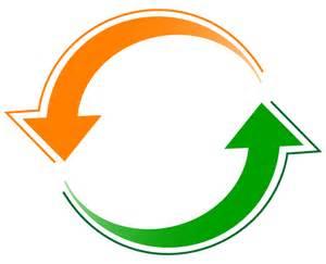 Circle Arrow Transparent