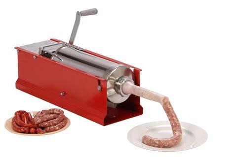 cuisiner la viande poussoir à viande horizontal 5 litres reber tom press