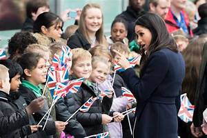 Meghan Markle and Prince Harry in Birmingham on ...  Royal