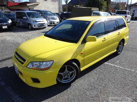 mitsubishi lancer cedia used mitsubishi lancer cedia wagon 2001 for sale stock