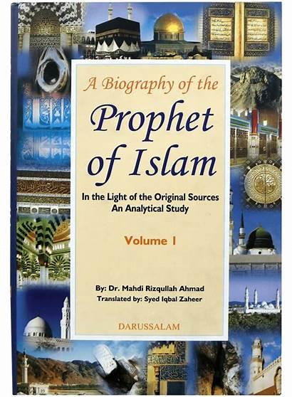 Islam Prophet Biography Vols Darussalam