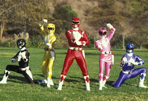 check out the new power rangers costumes nerdist
