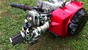 Manual Motor Honda Gx240 Vx