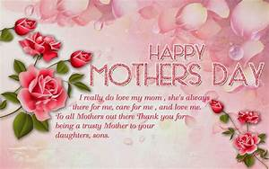 Happy Mother's Day - Quotes for my best Friend