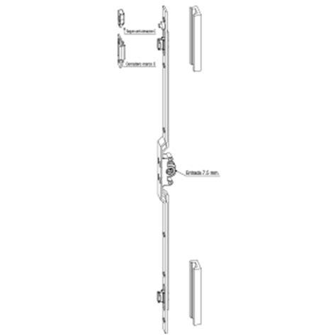 espagnolette multipoint locks