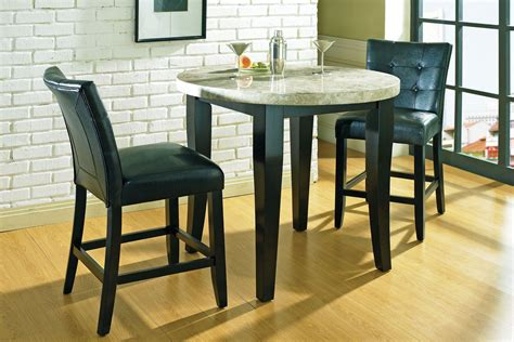Pub Furniture by Monarch Pub Table 4 Stools At Gardner White