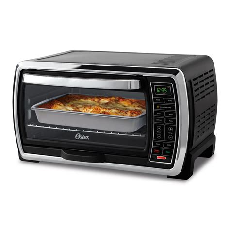 oster digital countertop oven with convection oster 174 large digital countertop oven at oster