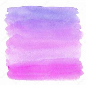 Wet Watercolor Ombre Background — Stock Photo © angiemakes