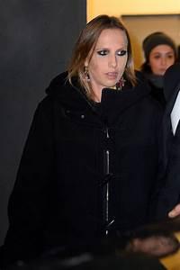 Allegra Versace - Arrive at Versace Fashion Show in Milan ...
