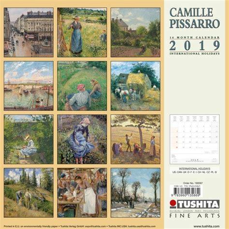 camillo pissarro calendars ukposterseuroposters