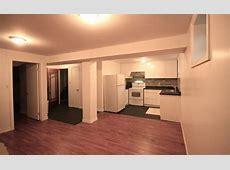 1 bedroom basement apartment for rent in etobicoke