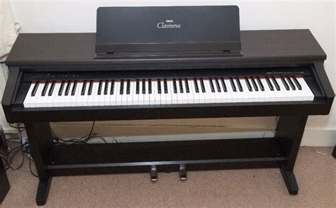 Yamaha Clavinova Clp-153s Digital Piano With Weighted Keys