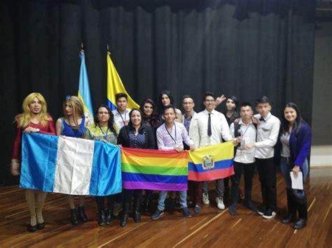 Jóvenes LGBTIQ del Mundo se reúnen en Bogotá y
