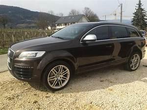 Audi 7 Places : troc echange audi q7 v12 tdi 500 cv 7 places sur france ~ Gottalentnigeria.com Avis de Voitures