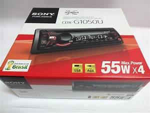 Aparelho Automotivo Sony Cdx