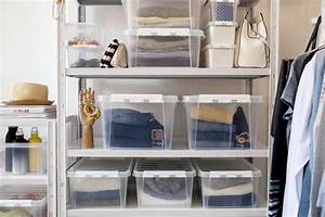 Ordnung Im Kleiderschrank : ordnung im kleiderschrank diese tipps helfen beim organisieren sch ner wohnen ~ Frokenaadalensverden.com Haus und Dekorationen