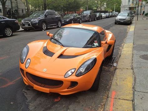 Lotus Elise In Nyc