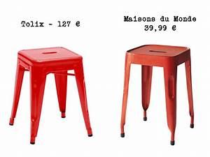 Maisons Du Monde Sale : tabouret tolix moins cher table de lit ~ Bigdaddyawards.com Haus und Dekorationen