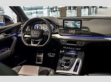 2019 Audi Q5 interior 2019 and 2020 New SUV Models
