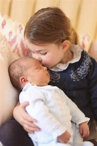 First days at home: William, Kate share Prince Louis ...