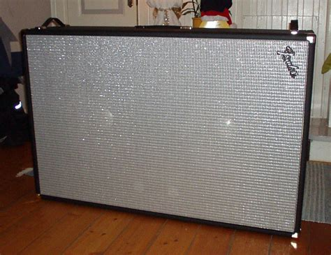 Fender Bassman Cabinet 2x15 Dimensions by Reverb Extension Cab The Gear Page