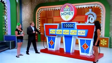 That Is On Gas by The Price Is Right Gas Money 6 11 2012