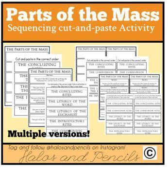parts   mass order   mass sequencing activity